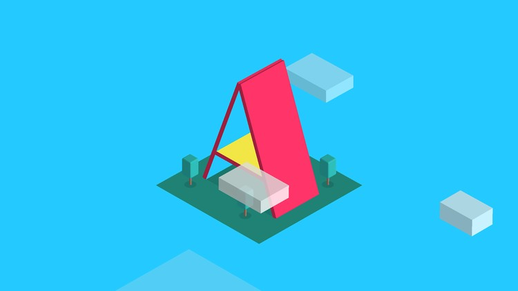 A-Frame WebVR Programming Tutorial Series (Virtual Reality) - Udemy Coupon