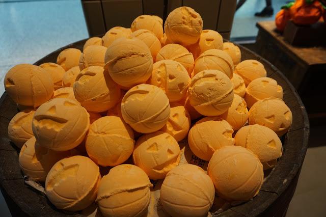 Lush Manchester Arndale - Pumpkin
