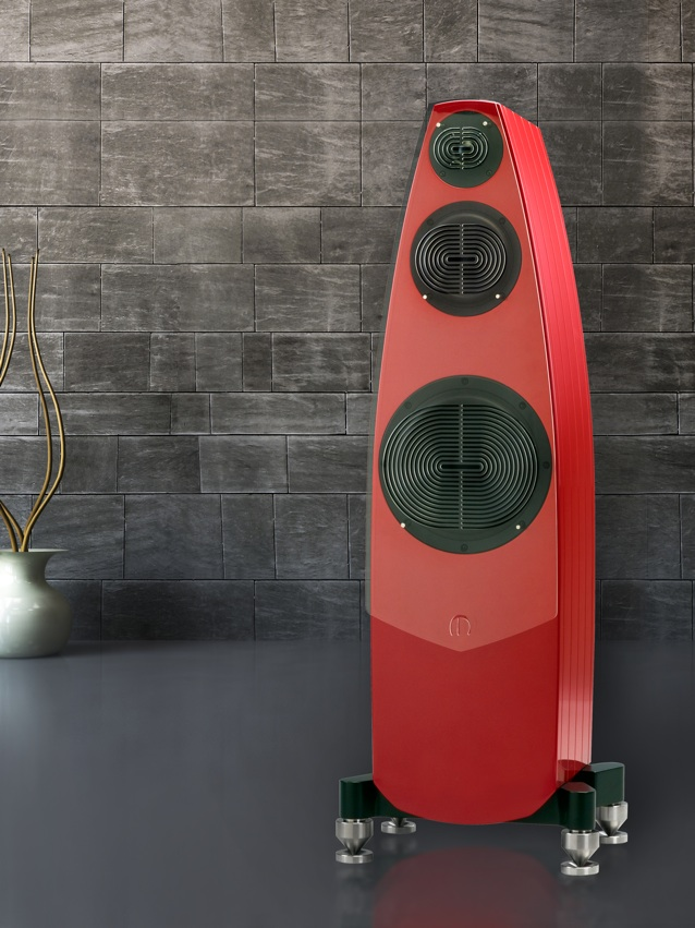 Mono and Stereo High-End Audio Magazine: EMMESpeakers BETA speakers