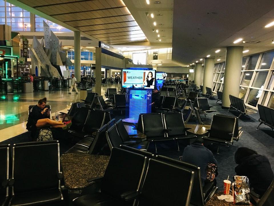 ダラス・フォートワース国際空港(Dallas/Fort Worth International Airport)
