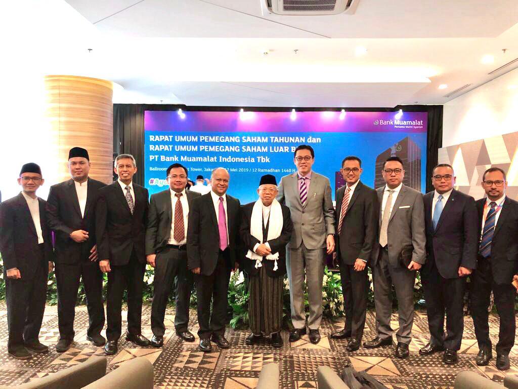 Al Falah Resmi Jadi Investor Bank Muamalat Indonesia