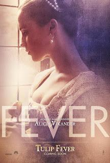 Tulip Fever - Segundo Poster & Segundo Trailer