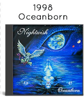 1998 - Oceanborn (Official Collector's Edition, Remastered 2008)