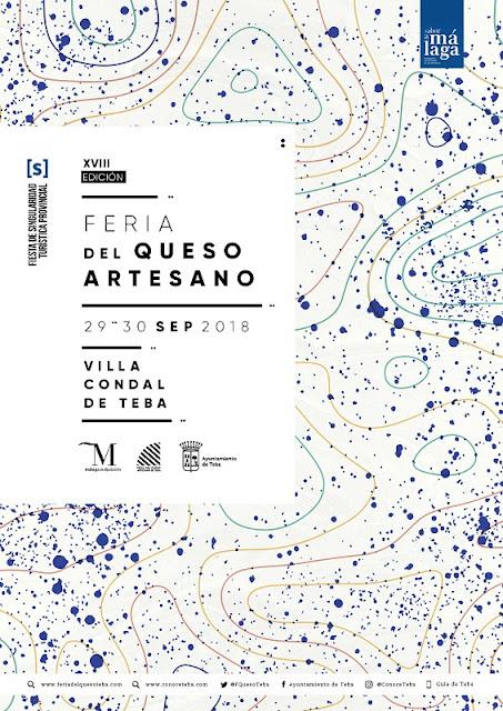 Feria del Queso de Teba 2018