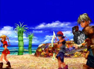 Chrono Cross - Jogos de PS1