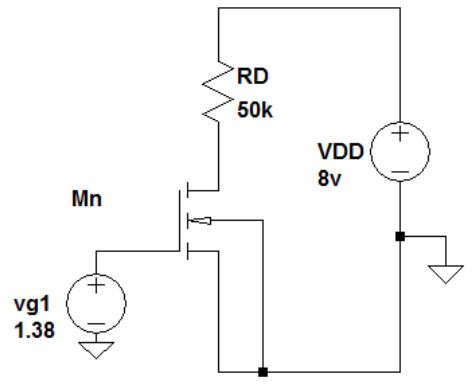 Basics of MOSFET Models and Circuits with LabVIEW: March 2014