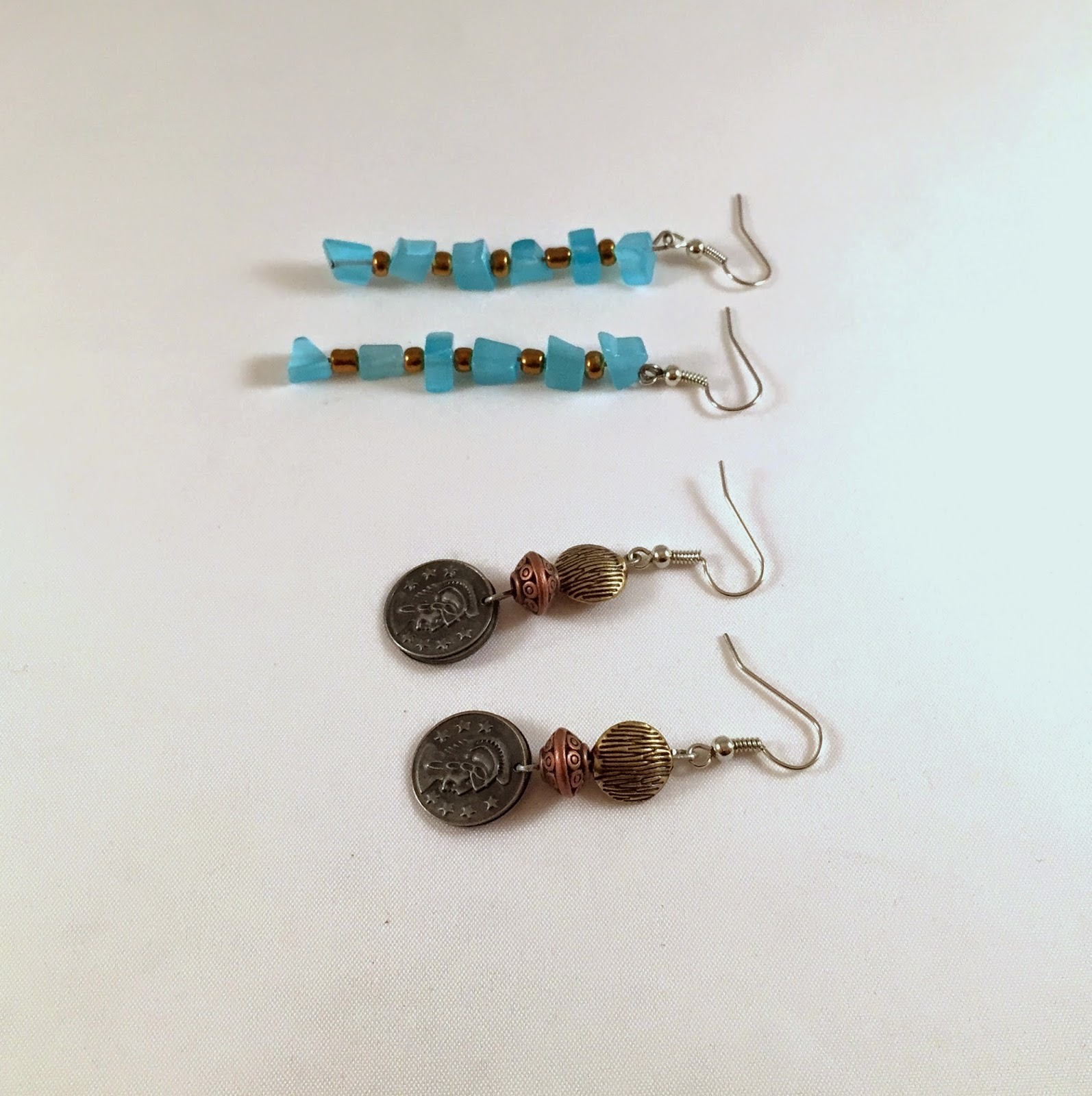 DIY: Easy Beginner Earrings