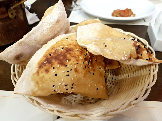 Turkish Bread - Kosebasi - Turkish Anatolian Grill at the Grand Avenues, Kuwait