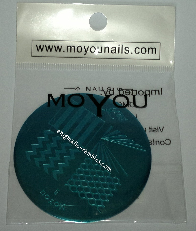 review-moyou-128-stamping-plate-chevrons-stripes-scales