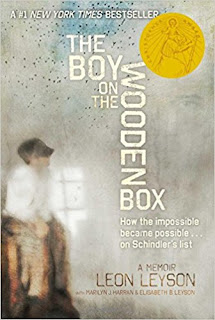 Read-Aloud Books for the Secondary Social Studies Classroom: The Boy on the Wooden Box