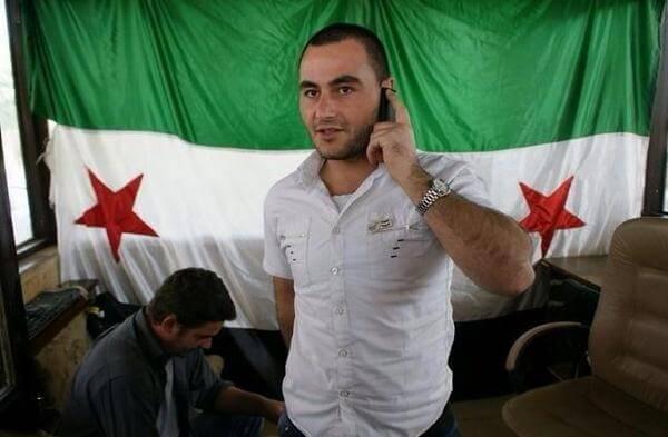 Informasi ISIS: Foto asli Ahmed Hayyad yang mirip ketua ISIS