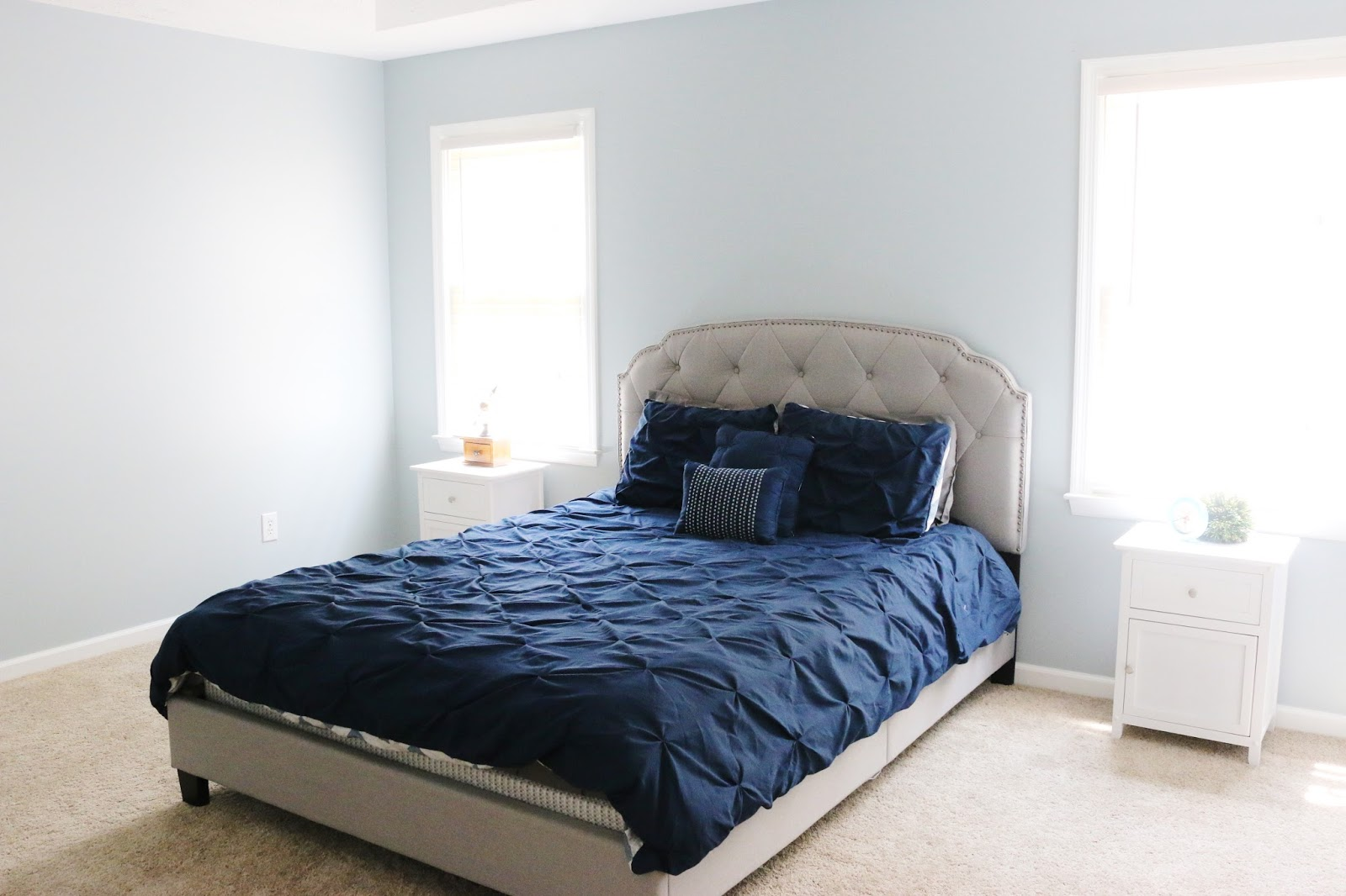 Home Tour: The Master Bedroom (& VIDEO!) - The Happy Flammily
