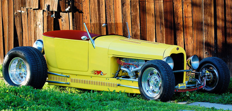 Rodcitygarage 1926 Model T Lakes Modified Roadster