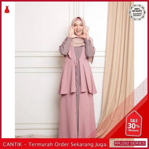 Jual RRJ292D99 Dress Maxy Morzha Wanita Mc Terbaru Trendy BMGShop
