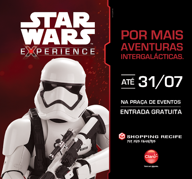 Shopping Recife  Star Wars Experience