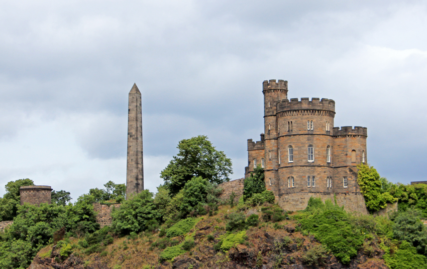 Bonnie Scotland –  EDINBURGH  part  2