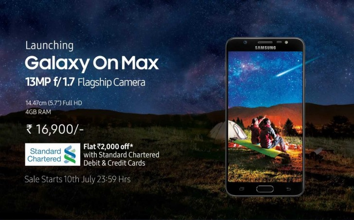 Samsung Rilis Galaxy On Max