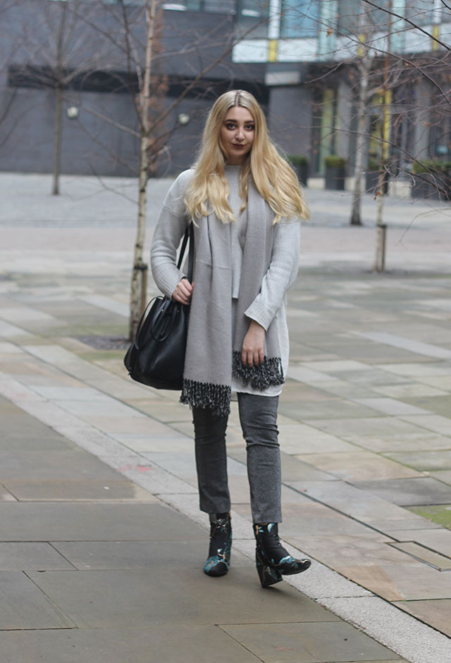 winter layering fashion blog