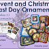 Continuing and Expanding the Tradition! - Liturgical Christmas Ornaments - Download Set #2