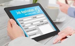 Online job portal database