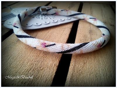 vanilia nyaklánc