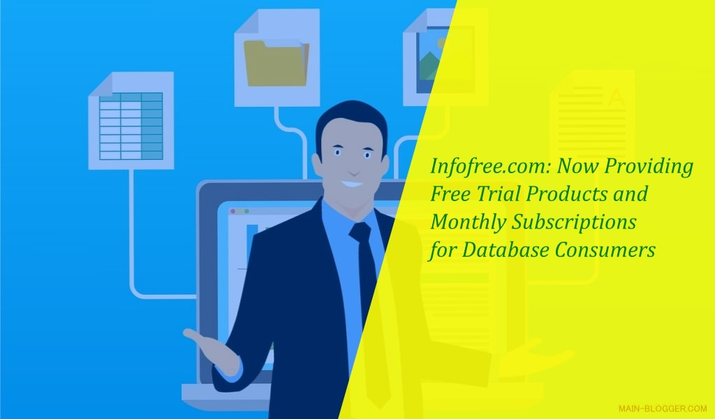 free trial database center for customers