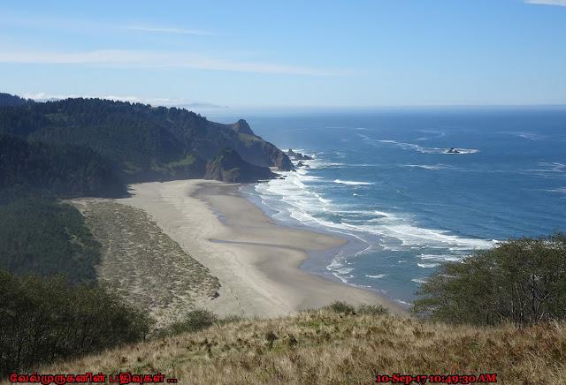 Cascade Head Scenic Research Area Oregon