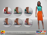 Madlen Ofelia Shoes Recolor