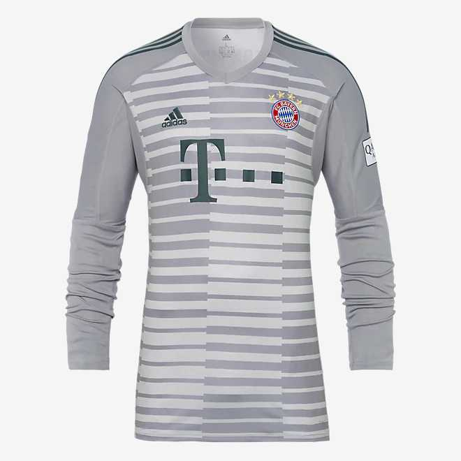 7e0a0e85d Bayern Munich 18-19 Goalkeeper Kit Released - Footy Headlines