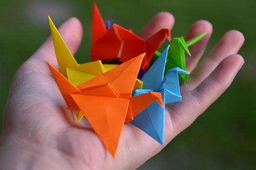 origami matematika