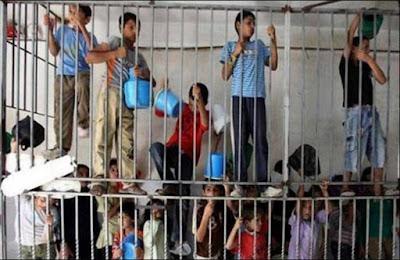 Penjara Israel Sempurna untuk Penyebaran Covid-19