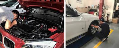 高雄乙鈞汽車~專人估車與保養廠全面檢修,為車主安全層層把關。