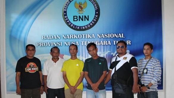 Badan Narkotika Nasional Provinsi (BNNP) NTT