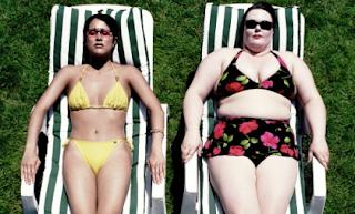 Mermaid Thigh is Fat