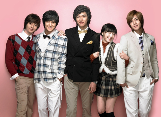 Drama Korea Paling Populer - Boys Before Flower