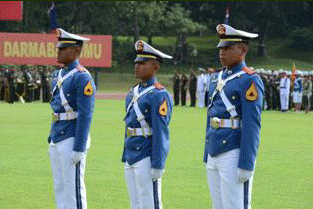 Tinggi Badan Minimal Masuk Tentara