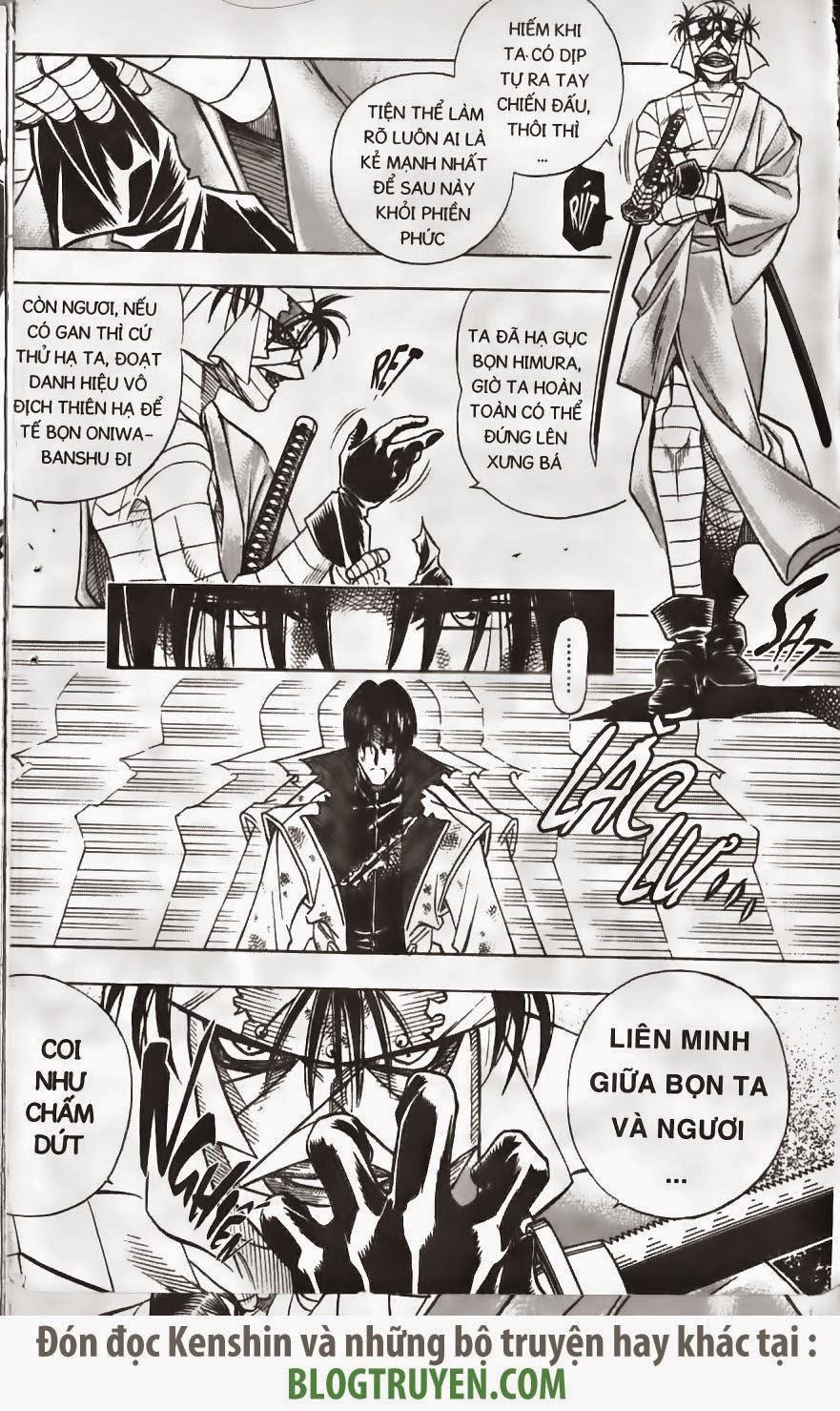Rurouni Kenshin chap 140 trang 5