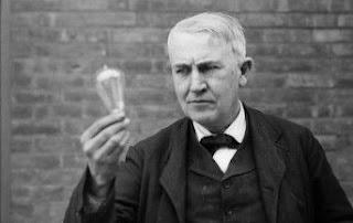 Bombilla de Thomas Alva Edison
