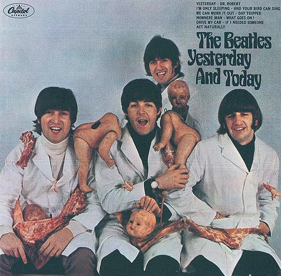 « Yesterday and Today » : l'album des Beatles entré dans la légende