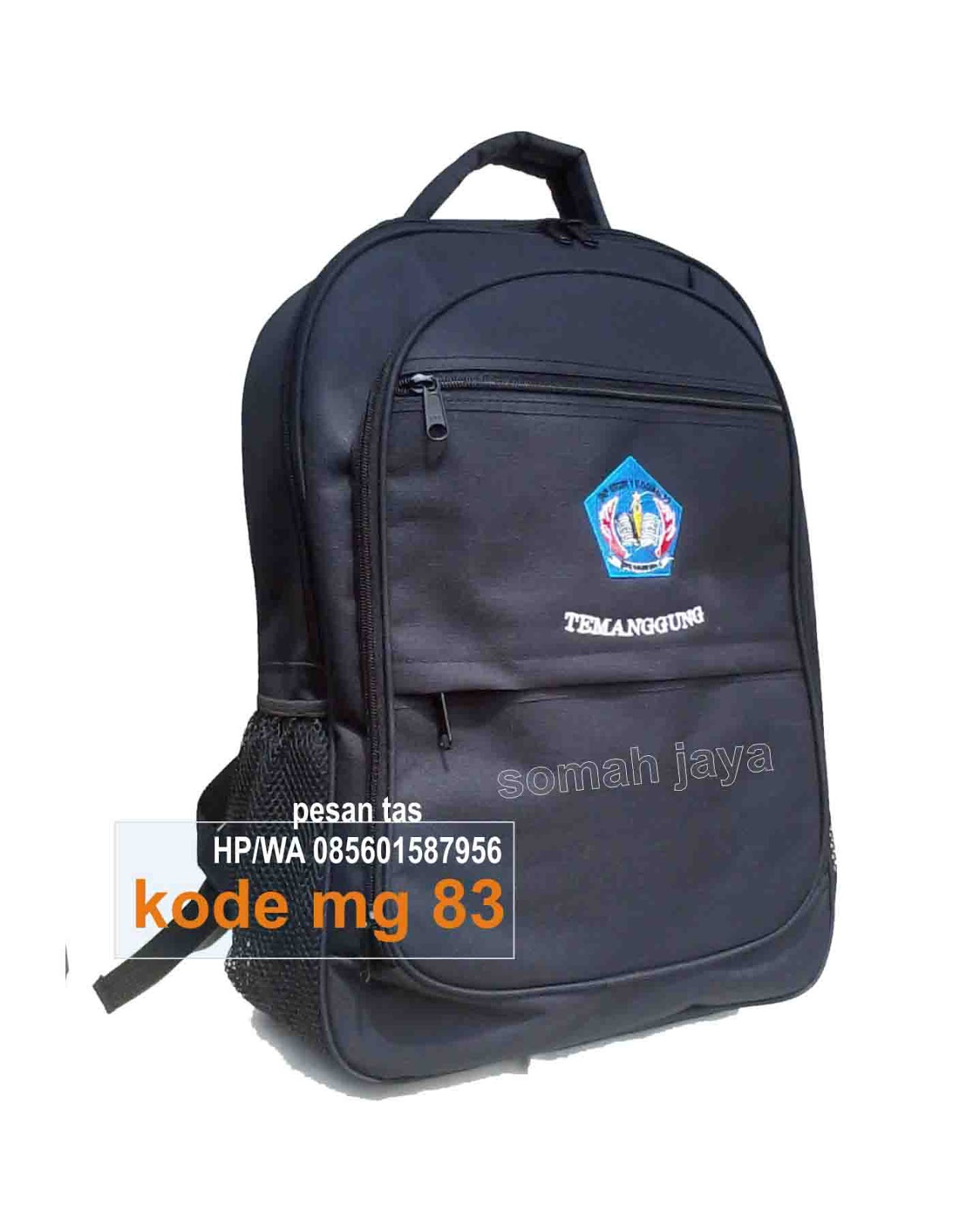 tas ransel laptop tas seminar kit murah tas diklat tas pelatihan tas dinas  tas sekolah 6119c2b506