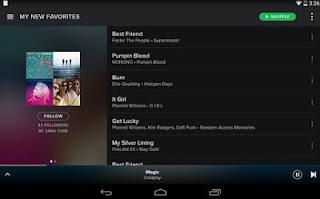 Download Spotify Music v7.1.0.1004 Mod PREMIUM APK