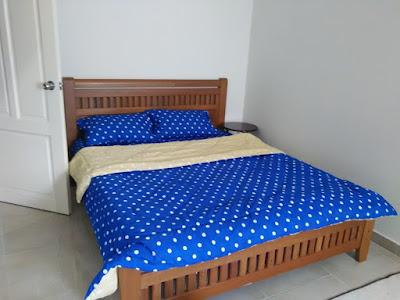 Bilik Tidur ketiga Homestay di Bandar Sri Botani Ipoh