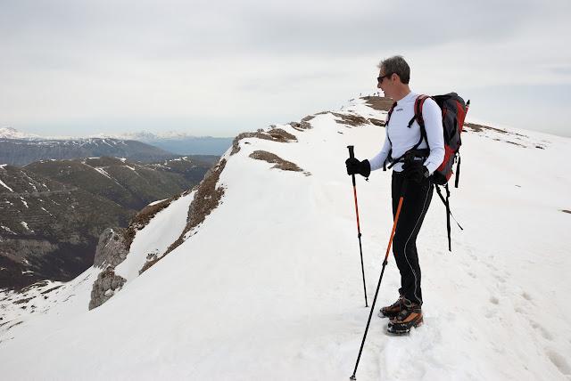 A due passi da punta Trento