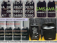Sewa Sound Portable Jakarta