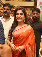 Samantha at SouthIndia Shopping Mall Launch-cover-photo