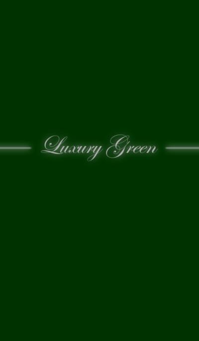 Luxury Green