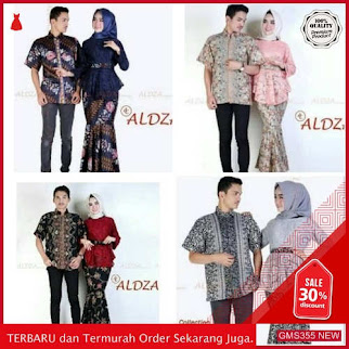 GMS355 SNTLB357B77 Batik Couple Kebaya Brokat Sinta Dropship SK0400867438