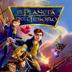Poster Treasure Planet 2002