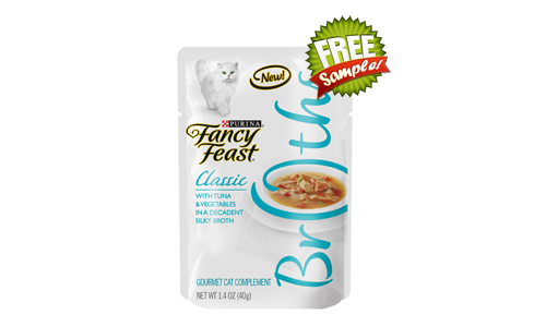 FREE Fancy Feast Broths Cat Food Sample, FREE Sample of Fancy Feast Broths Cat Food, Fancy Feast Broths Cat Food FREE Sample, Fancy Feast Broths Cat Food, FREE Fancy Feast Broths Sample, FREE Sample of Fancy Feast Broths, Fancy Feast Broths FREE Sample, Fancy Feast Broths, FREE Fancy Feast Sample, FREE Sample of Fancy Feast, Fancy Feast FREE Sample, Fancy Feast, FREE Cats Broths Samples, Cats Broths FREE Samples, FREE Cats Food Samples, Cats Food FREE Samples