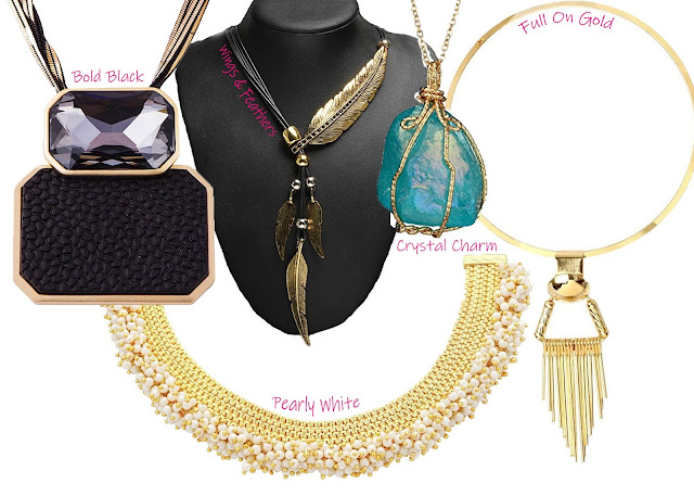 Neckpiece Fashion Accessories to Invest In